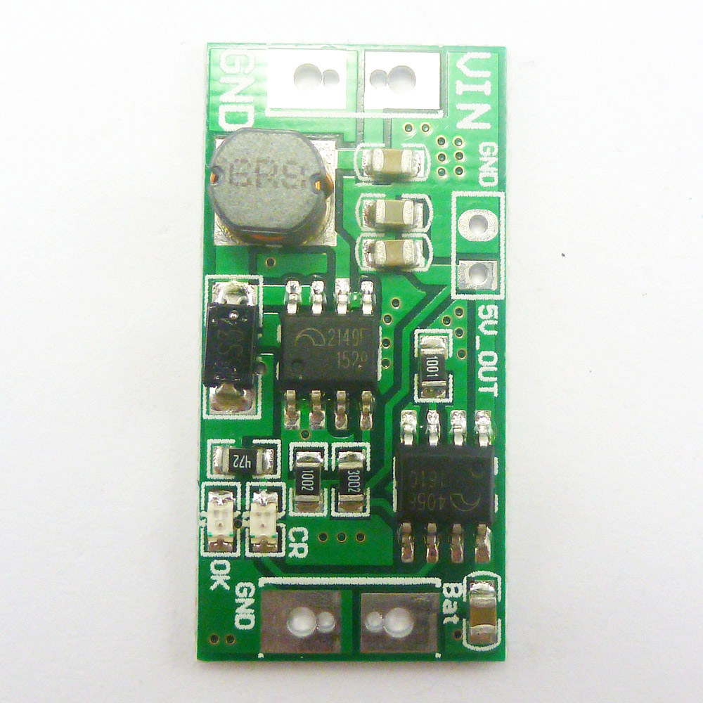 2 in 1 DC1.5V 3V 3.3V 3.7V to 4.2V 5V Boost Charging board tp4056 charger Module