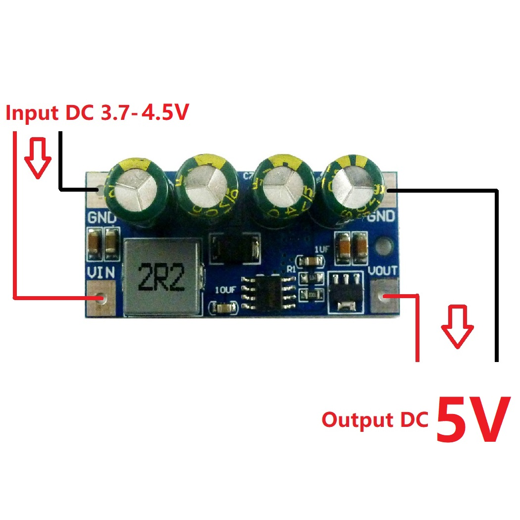 2Pcs L7805 LM7805 Three Terminal Voltage Regulator Module 5V For Arduino yc