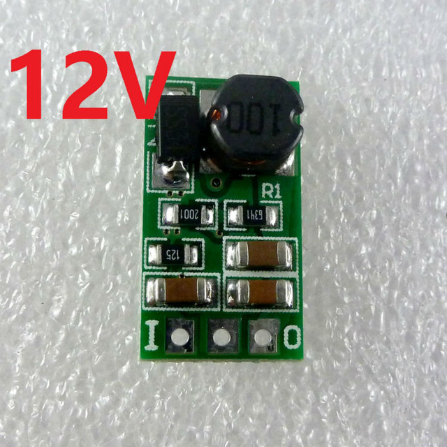 800mA DC 15V 18V 24V to 12V dc dc voltage converter module Step Down Buck for LED PLC Wifi Bluetooth RS485 315 433M RF Relay