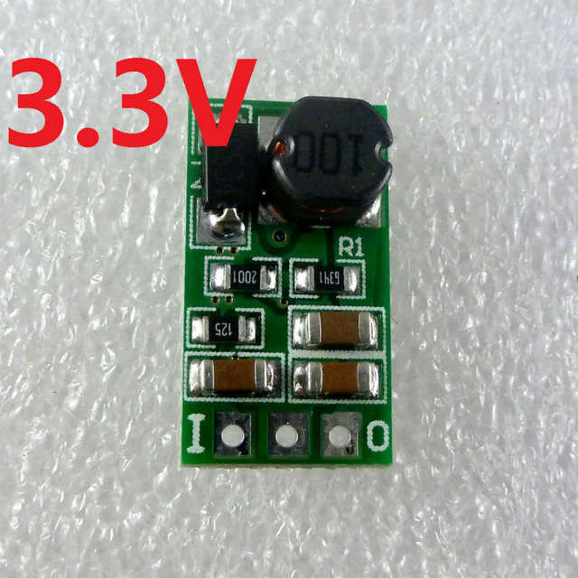 5V 6V 9V 12V 24V to 3.3V Step-Down DC DC Converter for Wifi Bluetooth RF Module