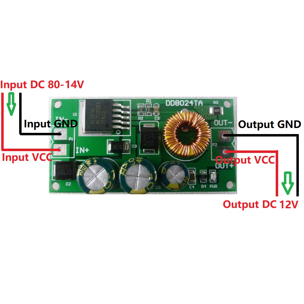12 To 24 Volt Dc Converter Circuits Electronic Projects Circuits