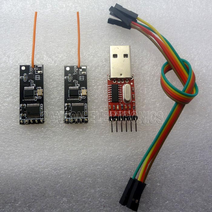 Use the Arduino as a serial adaptor - ZooBaB