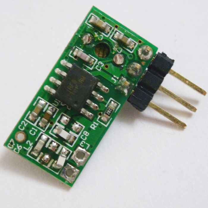 New Arrival !! RF ASK OOK Super Regeneration 433MHZ Wireless Receivers Modules