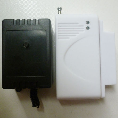 AC220V Security WIRELESS Home HOUSE OFFICE BURGLAR INTRUDER Relay Control