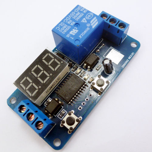 DC 5V Delay Timer control Switch Module LED Smart Home for Arduino UNO MEGA2560