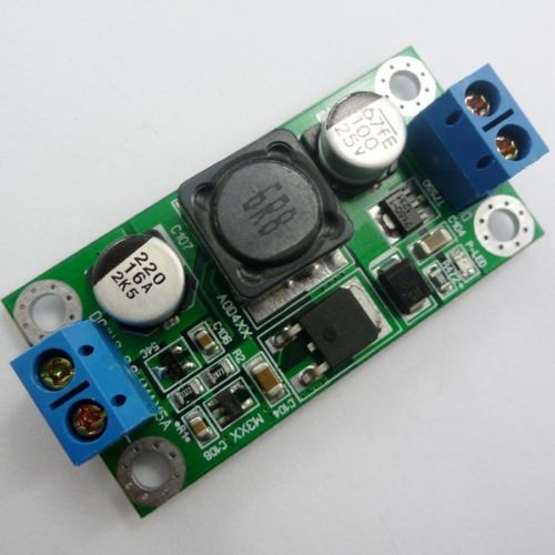 25W DC-DC 3.3V 3.7V 5V to 12V Step Up Boost Module LED Moter Router Power Supply