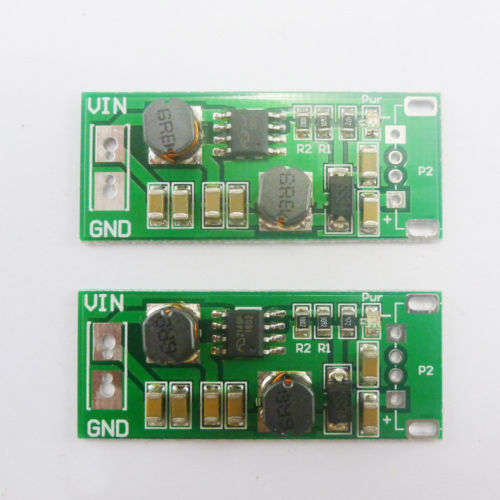 2P 1000mA Input (DC 1-6V) to Output DC 5V Buck and Boost Power Adapter Supply