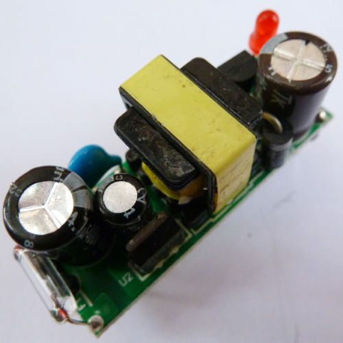 AC-DC 240V 220V AC85-265V Out DC 12V 400mA Switch Power Supply Isolation Module