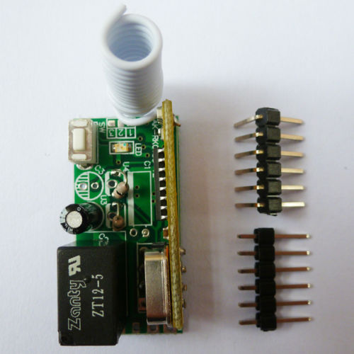 DC 5V 2.54mm Pin Insertion For Arduino Micro Controller MCU