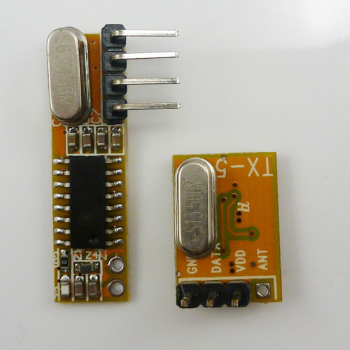 RF OOK Remote Modules Control Transceiver RX TX ASK modules AM Modules 433MHZ