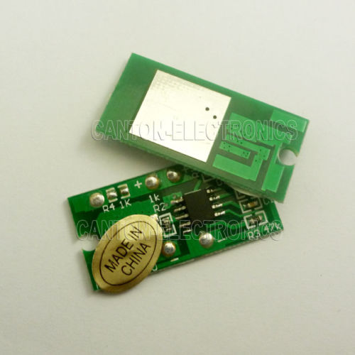 2x DC 3.3-15V 30W Constant Current LED Driver Dimmer for 3.7V 18650 Li-ion 5050