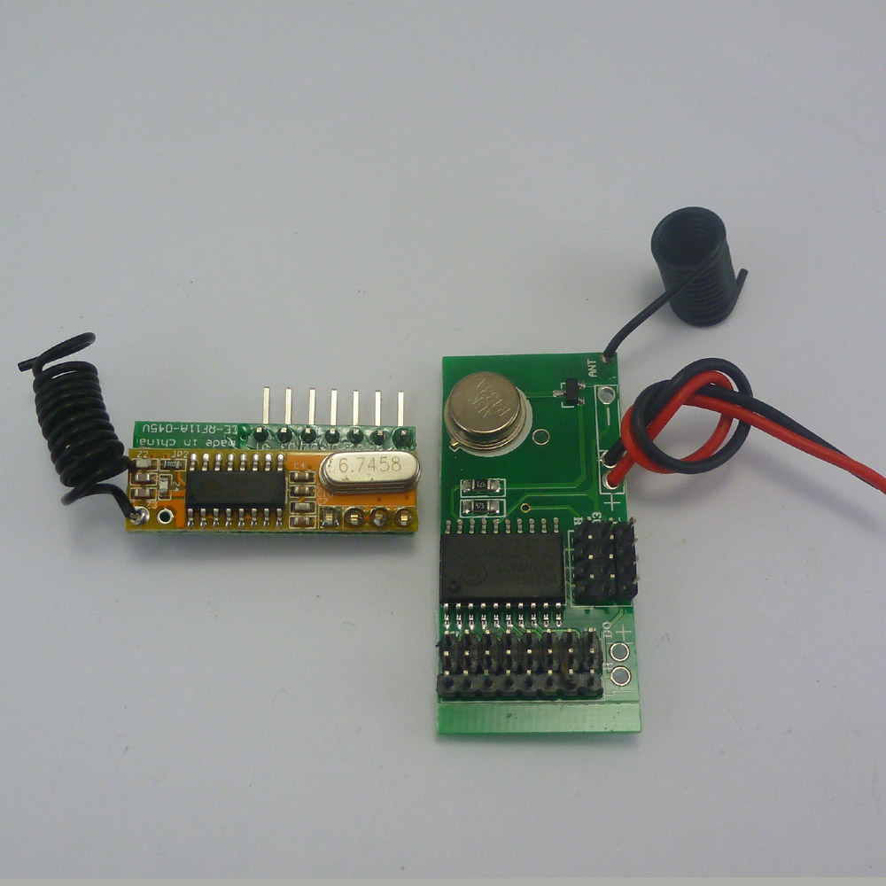 4 Channel Momentary Remote Wiring Diagram Sc2262 Transmitter Ask Rf Wireless Control Arduino Receiver Channels 433mhz
